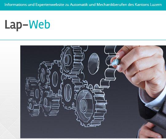 Lap-Web